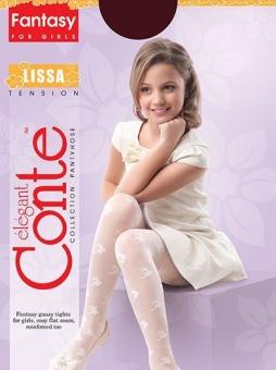 Колготки LISSA дет, р.104-122 (48/12)