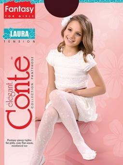 Колготки LAURA дет, р.128-146 (48/12)