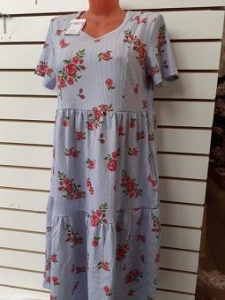 Платье женское W1-588
