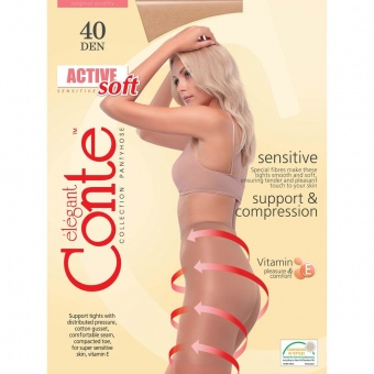 Active soft 40 XXL (80/10)