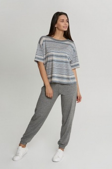 OXO-1554 Комплект футболка/брюки жен. мод. 23
